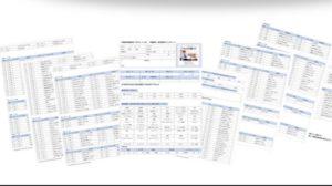 サロンのご案内>予防医学栄養分析のチェックシート
